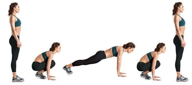 Фитнес-шпаргалка для занятых: эффективное сжигание калорий за 5 минут 4