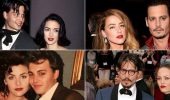 7 women who made a difference in Johnny Depp's life