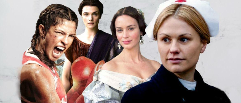 Топ 7 фильмов про сильных женщин, которые изменили мир