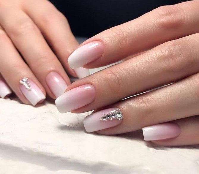 Весільний манікюр 2020: нігтики на вищому рівні 32