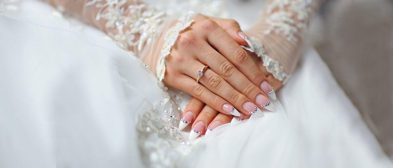 Весільний манікюр 2020: нігтики на вищому рівні