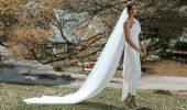 Весільні костюми для наречених: стильні ідеї для особливого дня