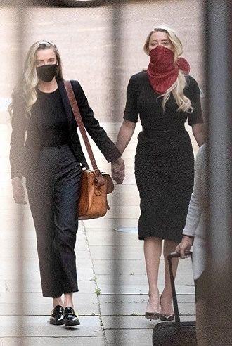 Джонни Депп и Эмбер Херд впервые встретились в суде: нагадила в постели и был тираном (фото) 3