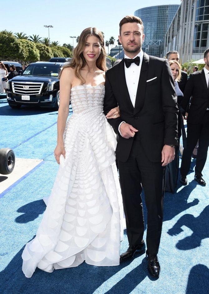 Джастин Тимберлейк и Джессика Бил стали родителями во второй раз! 1