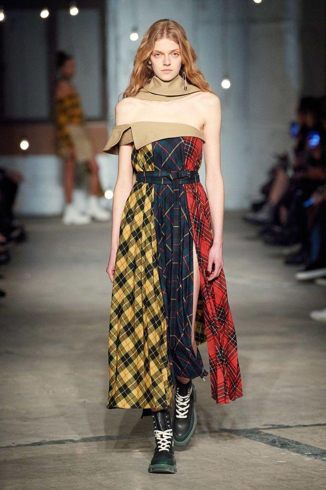 Клітинка: модний тренд 2021-2022 роки 12