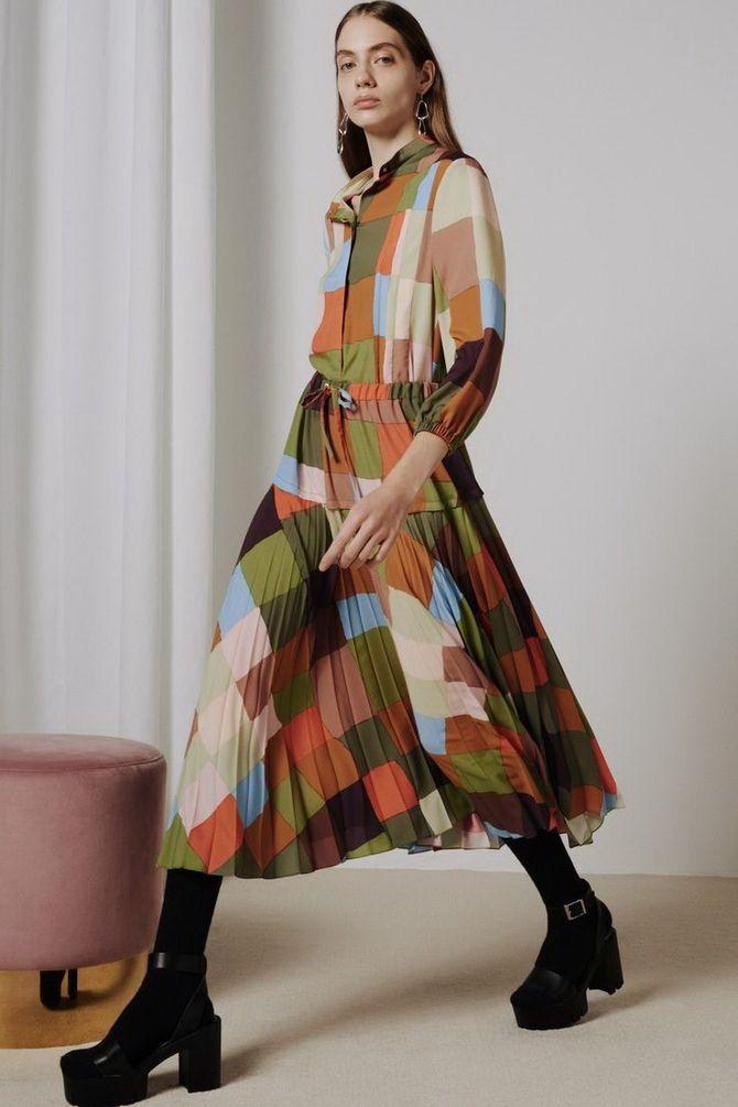 Клітинка: модний тренд 2021-2022 роки 14