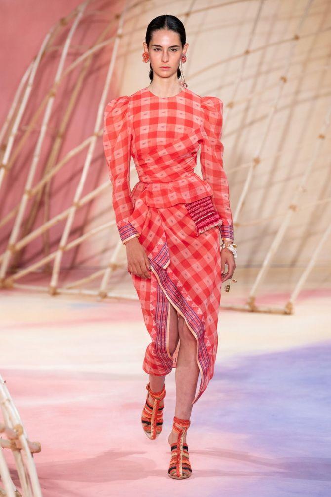 Клітинка: модний тренд 2021-2022 роки 18