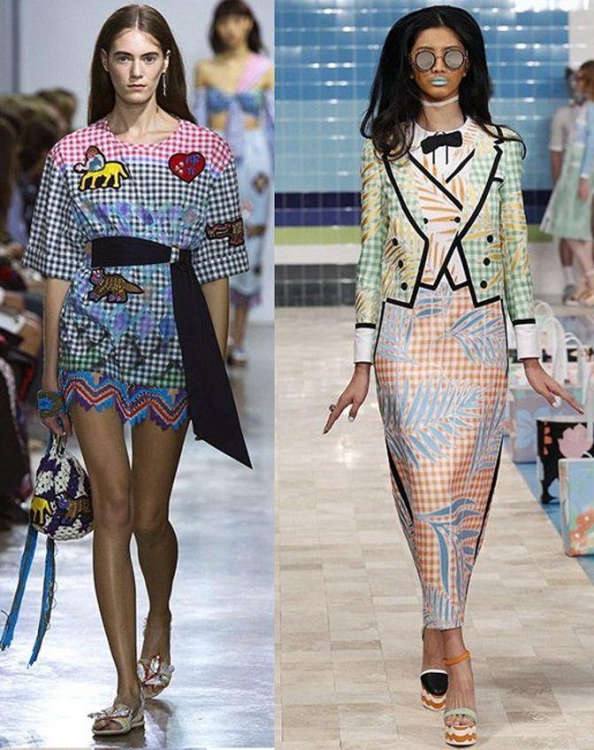 Клітинка: модний тренд 2021-2022 роки 19