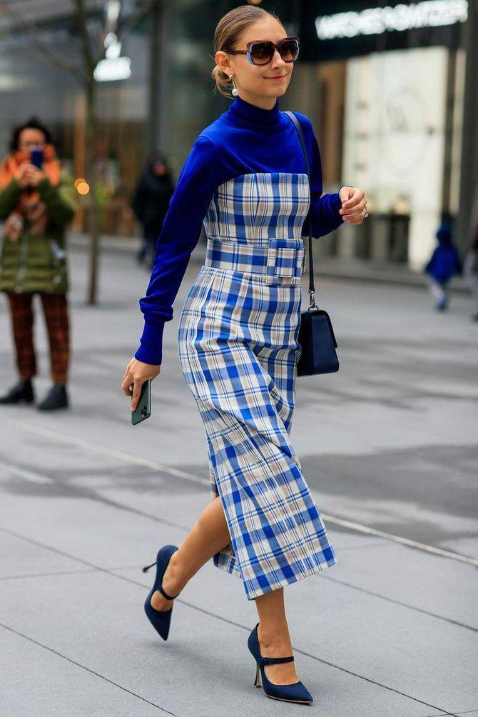 Клітинка: модний тренд 2021-2022 роки 27