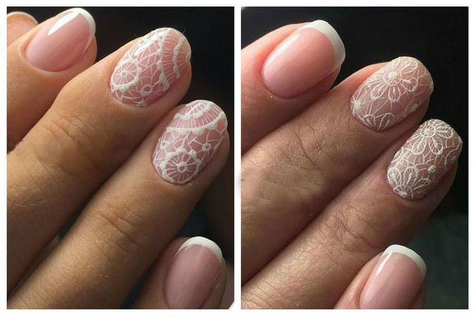 Весільний манікюр 2020: нігтики на вищому рівні 16