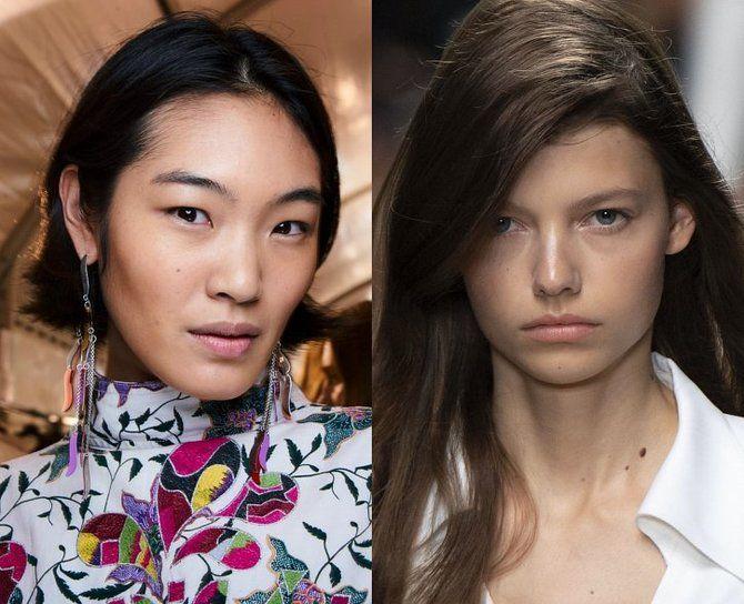 Модный макияж на лето 2020 1