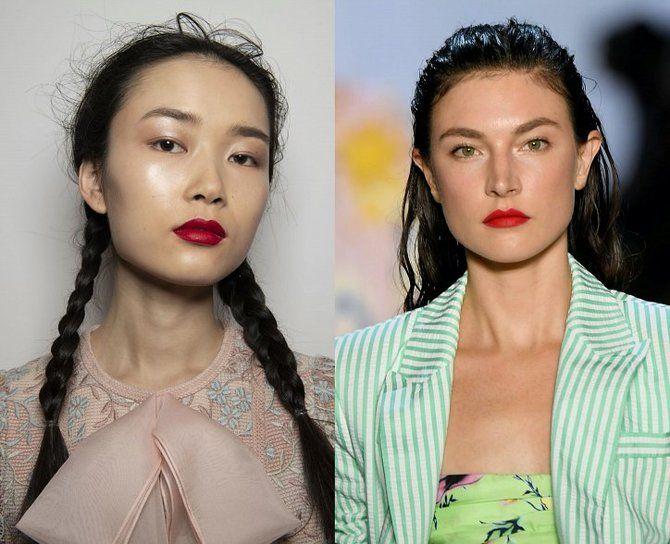 Модный макияж на лето 2020 10
