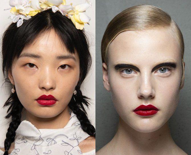 Модный макияж на лето 2020 12