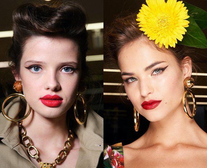 Модный макияж на лето 2020 19