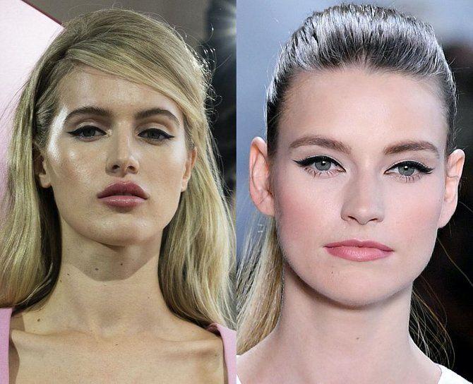 Модный макияж на лето 2020 20