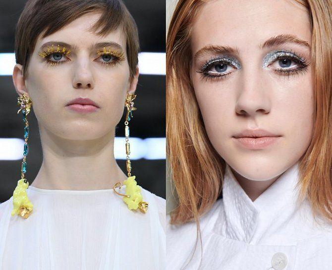 Модный макияж на лето 2020 28
