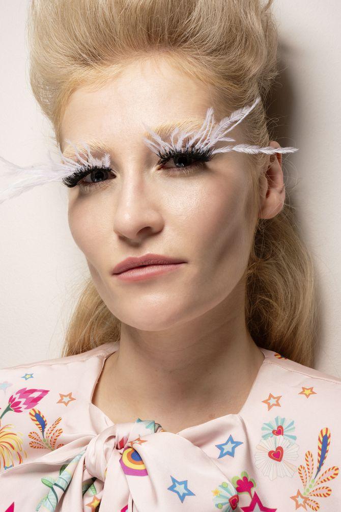 Модный макияж на лето 2020 30