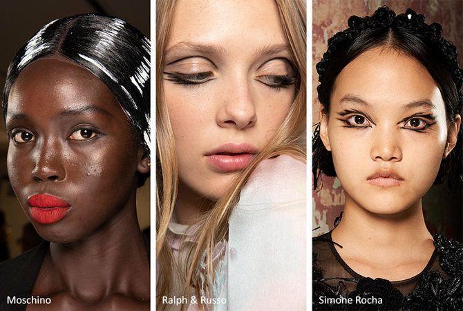 Модный макияж на лето 2020 31