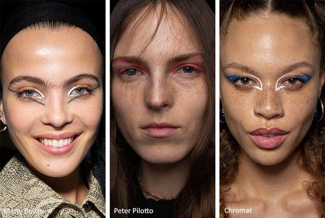 Модный макияж на лето 2020 32