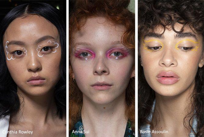Модный макияж на лето 2020 33