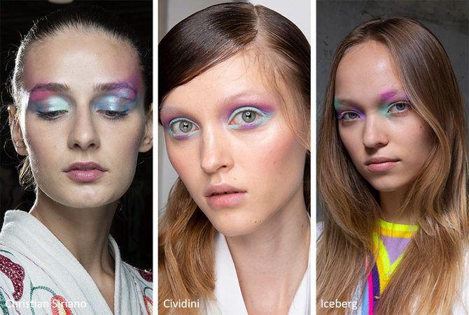 Модный макияж на лето 2020 35