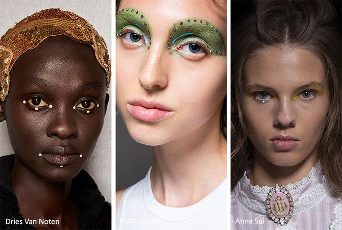 Модный макияж на лето 2020 37