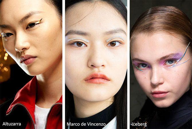 Модный макияж на лето 2020 39