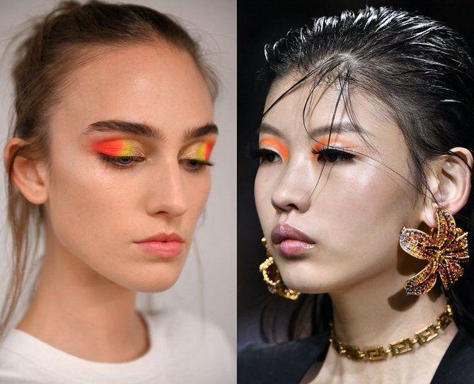 Модный макияж на лето 2020 4