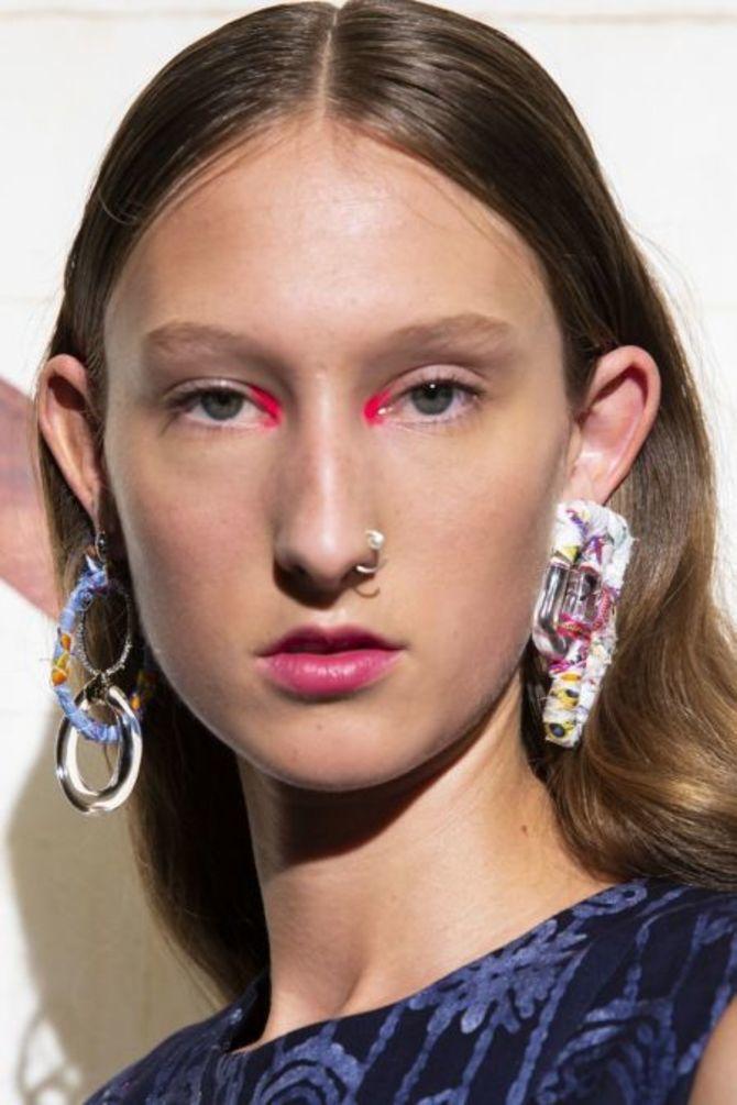 Модный макияж на лето 2020 40