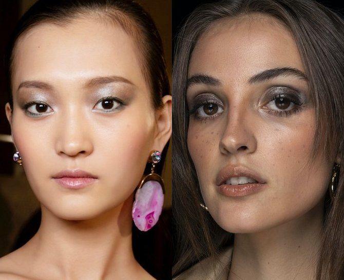 Модный макияж на лето 2020 42