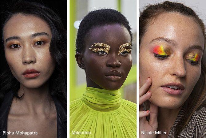 Модный макияж на лето 2020 44