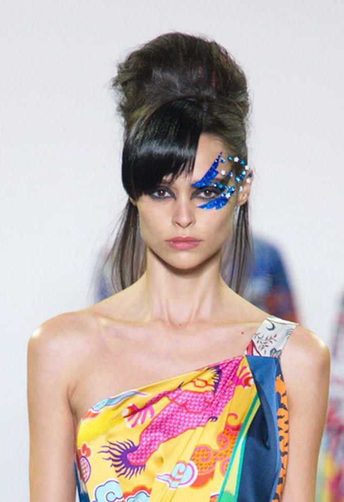 Модный макияж на лето 2020 47