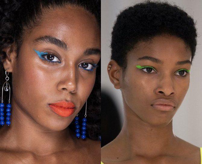 Модный макияж на лето 2020 5