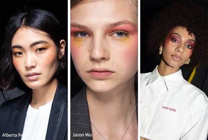 Модный макияж на лето 2020 8