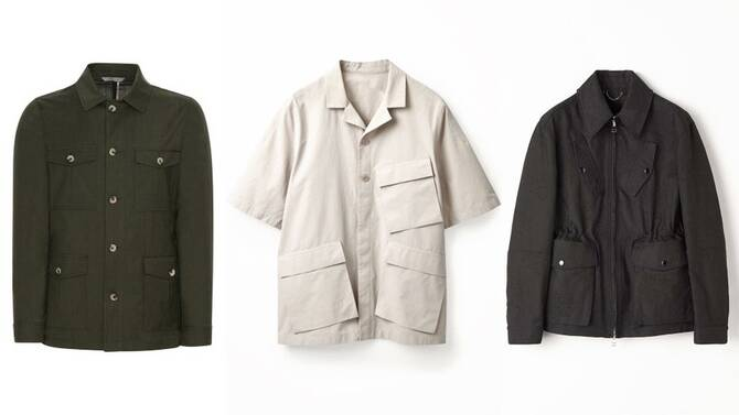 Модні літні чоловічі сорочки 2021-2022 10