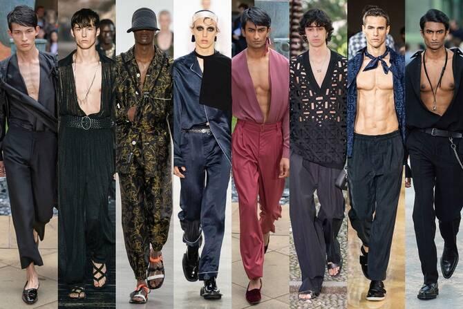 Модні літні чоловічі сорочки 2021-2022 11