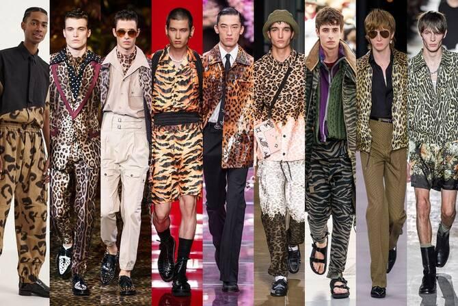 Модні літні чоловічі сорочки 2021-2022 14