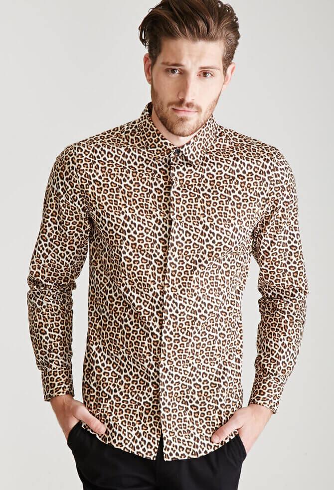 Модные летние мужские рубашки 2020-2021 15