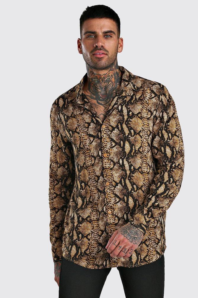 Модні літні чоловічі сорочки 2021-2022 16