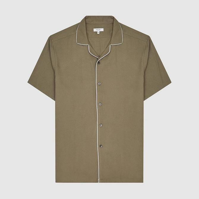 Модні літні чоловічі сорочки 2021-2022 19