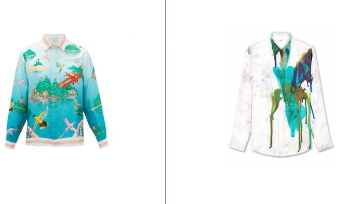 Модні літні чоловічі сорочки 2021-2022 2