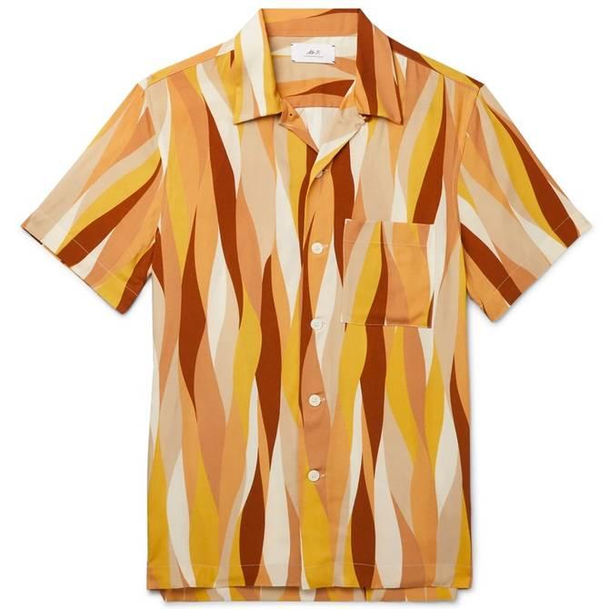 Модні літні чоловічі сорочки 2021-2022 21