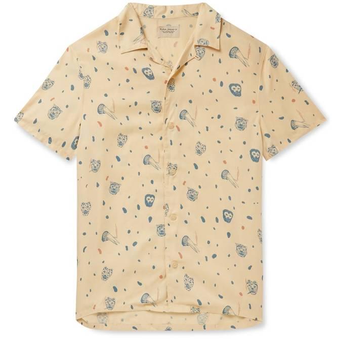 Модні літні чоловічі сорочки 2021-2022 24