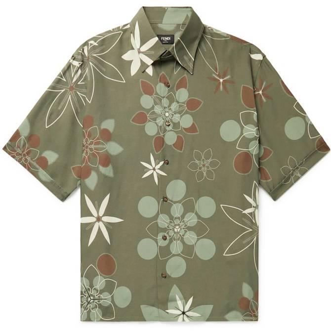 Модні літні чоловічі сорочки 2021-2022 27
