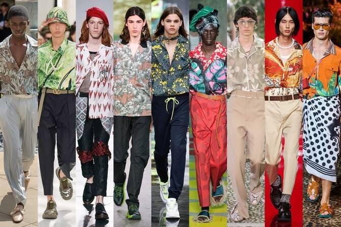 Модні літні чоловічі сорочки 2021-2022 3