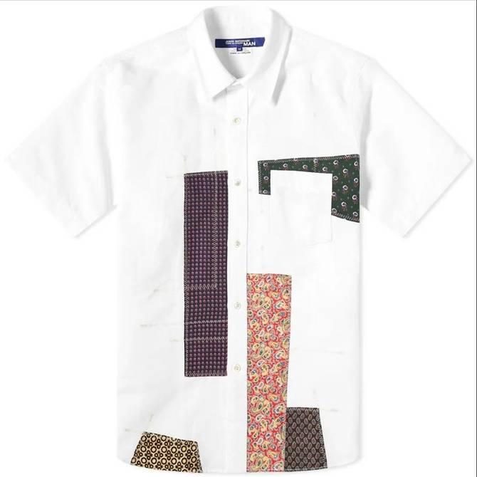 Модні літні чоловічі сорочки 2021-2022 30