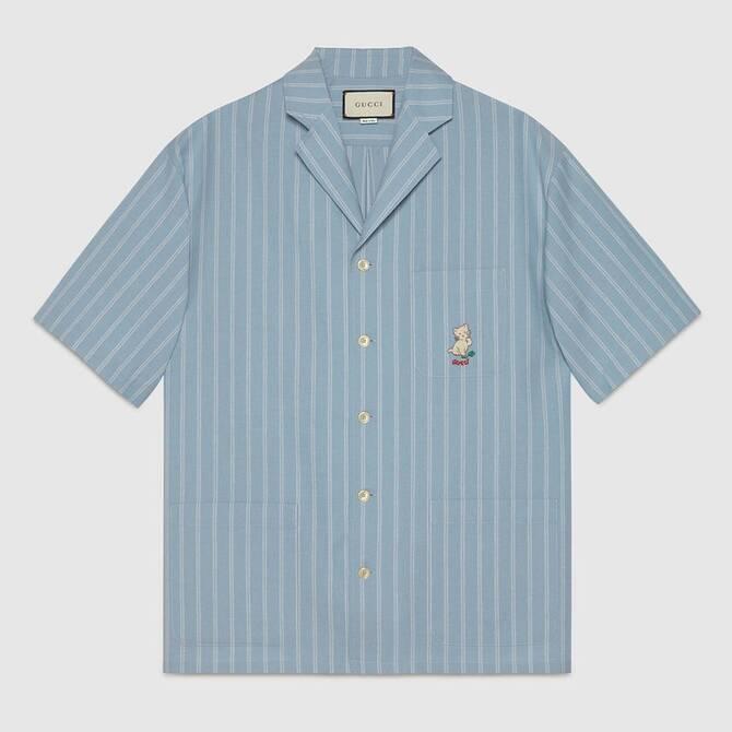 Модні літні чоловічі сорочки 2021-2022 31