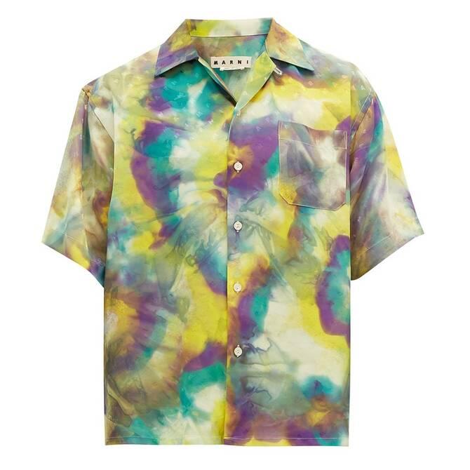 Модні літні чоловічі сорочки 2021-2022 32
