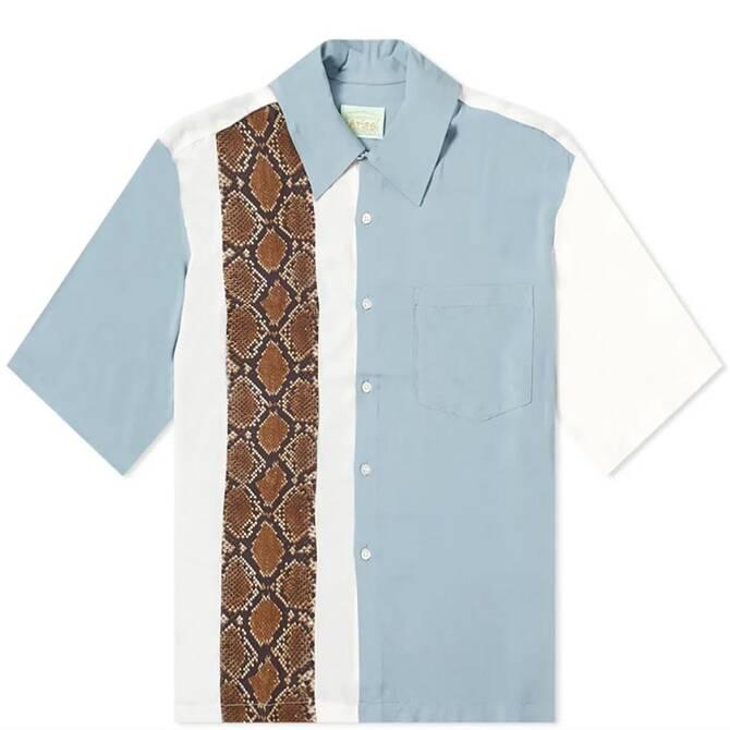 Модні літні чоловічі сорочки 2021-2022 33