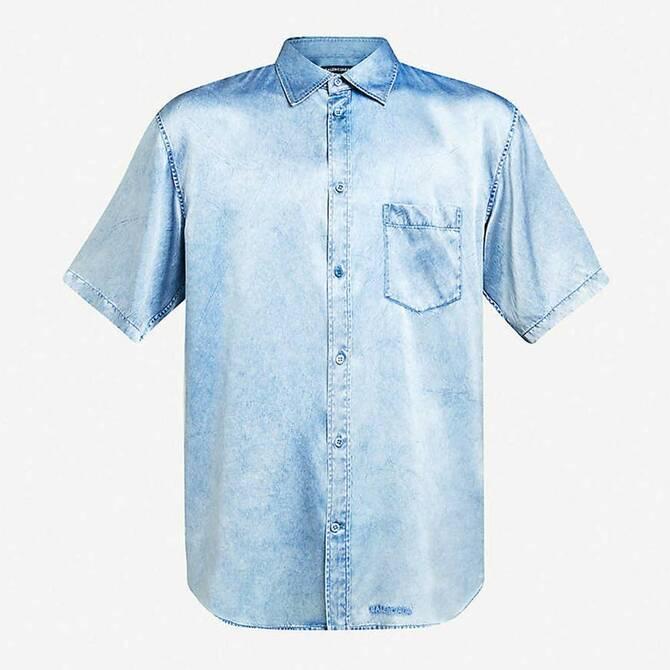 Модні літні чоловічі сорочки 2021-2022 34